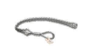 """Heavy duty wire grip, 3.75"""" - 4"""