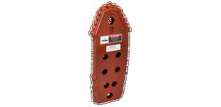 "SteepTaper UltraBit | 5"" blade width | Dome carbides | 6-bolt pattern | 6 x 1/2"" bolt pattern"