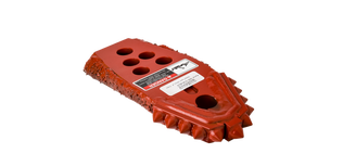 "SteepTaper UltraBit | 4"" blade width | Dome carbides | 5 x 12mm bolt pattern"
