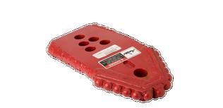 "SteepTaper UltraBit | 5"" blade width | Dome carbides | 5 x 12mm bolt pattern"