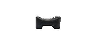 Sonde Cavity Bumper   Contoured (Lid)