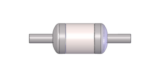 """Plain Barrel Stabilizer with a 12"""" pack diameter and Box/Box connection on a 23F shaft"""