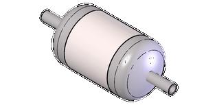 "24"" Barrel Stabilizer | 2-7/8"" IF Shaft"