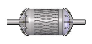"26"" Barrel Stabilizer | 2-7/8"" IF Shaft"