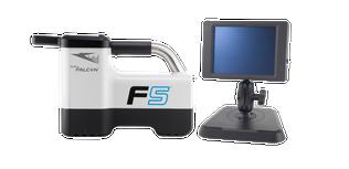 "Falcon F5 System | 10.4"" Aurora Display | iGPS module"