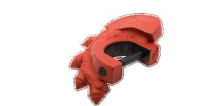 "Fastream® | Cutter block | 6"" Cut diameter | fit to 2.5"" transmitter housing"