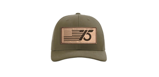 Melfred Borzall Hat   75th Anniversary   One Size   Military Green