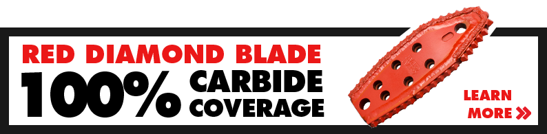 Red Diamond Blade