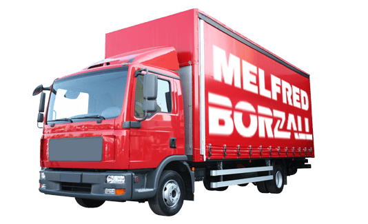 Melfred Borzall Cargo Truck