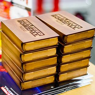 Wooden Melfred Borzall Press Kits
