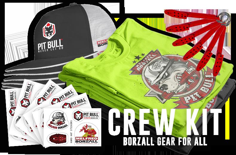 Pit Bull Crew Kit